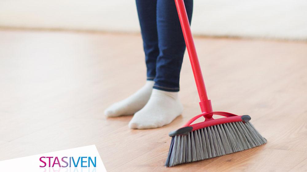 Come avere gambe perfette pulendo casa