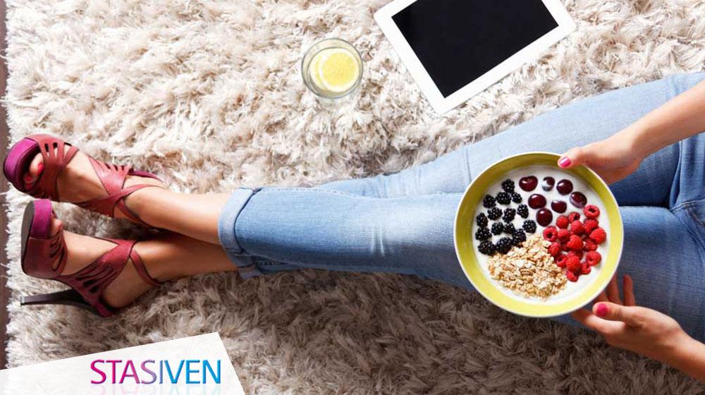 10 cibi ok per gambe sane e leggere