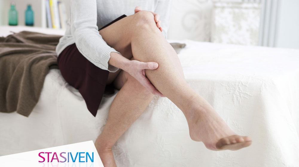 I dolori alle gambe nell'anziano
